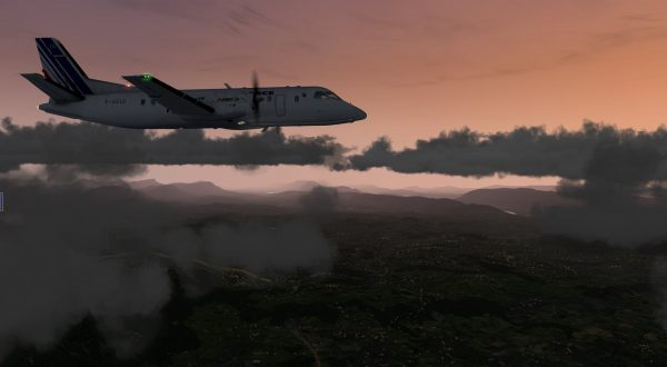 Real Weather Connector for X-Plane